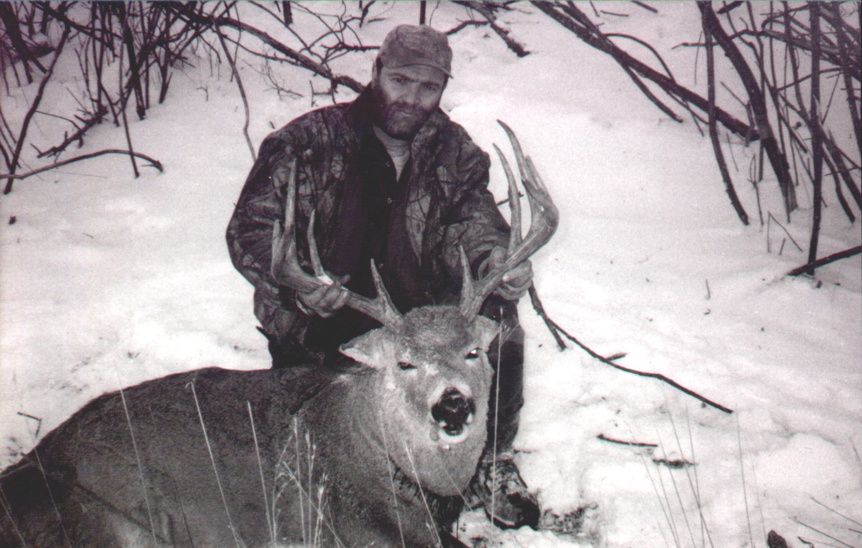 Jim Randesi with 157 Whitetail